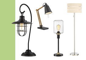 Accent Lamps for living rooms