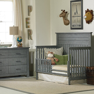 Baby's room furniture collection