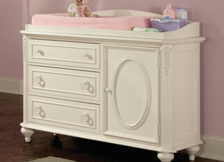 Shop changing tables