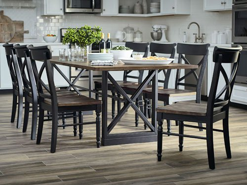 Bassett dining room set